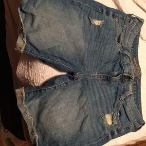 Arizona shorts never been worn